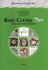 9788885743113 QUADERNI DI AEMILIA ARS - BASIC COURSE TWO - DOILIES AND INSERTS