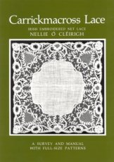 O Cleirigh Nellie - Carrickmacross Lace - Irish embroidered net lace