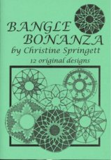 X-09158 Springett Christine - Bangle Bonanza - 12 original designs
